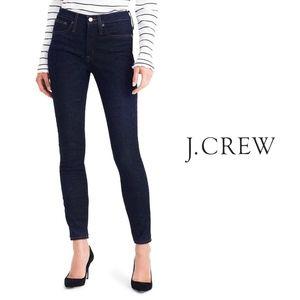 "J. CREW | ""High Rise Skinny"" Jeans"
